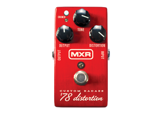 Dunlop M78 MXR Badass ´78 Distortion pedál