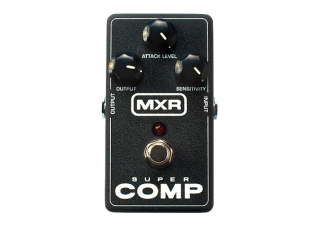 Dunlop M132 MXR SuperComp pedál