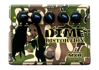 Dunlop DD-11 MXR Dime Distortion (Dimebag Darrell)