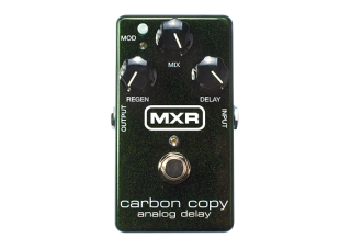 Dunlop M169 MXR Carbon Copy Analog Delay pedál