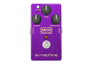 Dunlop CSP203 MXR La machine fuzz + octave up switch