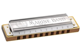 Hohner Marine Band Classic 1896/20 A