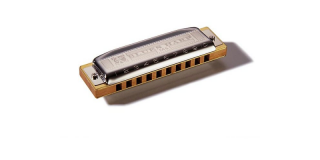 Hohner Blues Harp MS 532/20 A
