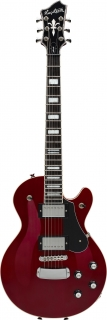 Hagstrom Northen Swede - Wild Cherry Transparent