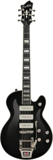 Hagstrom Tremar Super Swede P-90 - Black Gloss