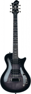Hagstrom Ultra Swede - Cosmic Black Burst