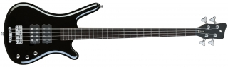 Warwick RB Corvette $$ 4 Black HP CHROME