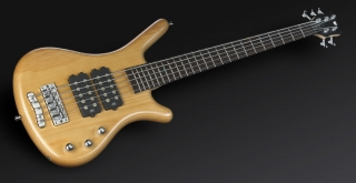 Warwick RB Corvette $$ 5 Honey OFC   CHROME