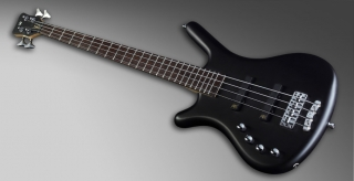 Warwick RB Corvette Basic 4 L BlackOFC CHROME