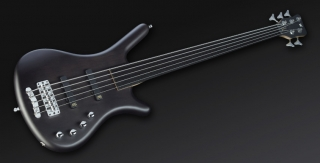 Warwick RB Corvette Basic 5 BlackOFC CHROME bezpražcová