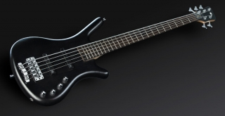 Warwick RB Corvette Basic 5 BlackOFC CHROME