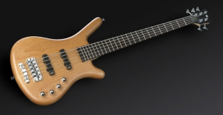 Warwick RB Corvette Basic 5 Nat.Satin CHROM