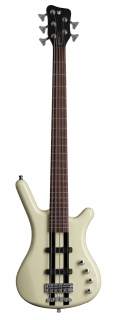 Warwick RB Corvette Basic 5 Racing White CH