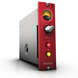 Focusrite RED1-500 Mic preamp