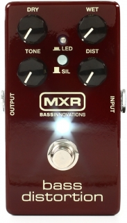 Dunlop M85 DUNLOP MXR Bass Distortion