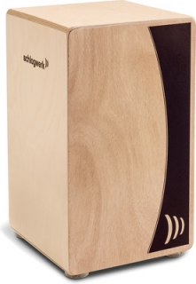 Cajon Schlagwerk CP550 Agile base, Natural