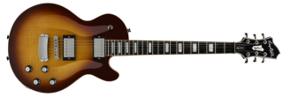 Hagstrom Northen Super Swede - Tobacco Sunburst