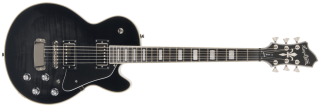 Hagstrom Super Swede - Cosmic Blackburst
