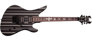 Schecter SYNYSTER STANDARD BLK