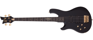 Schecter JOHNNY CHRIST BASS LH SBK