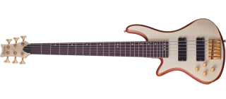 Schecter STILETTO CUSTOM-6 LH NAT