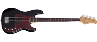 Schecter DIAMOND-P PLUS  BLK