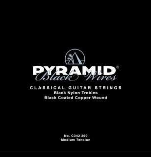 Pyramid C342200 Black nylon
