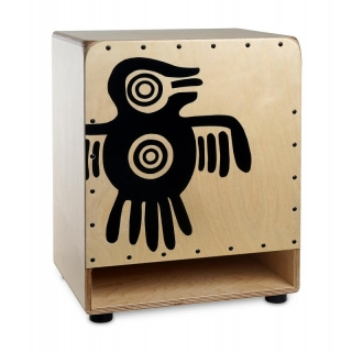 Peruana Bass Cajon Birch