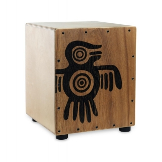 Peruana Junior Cajon Ash