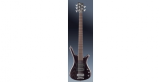 Warwick RB Corvette $$ 5 Nirvana Black Transparent Satin